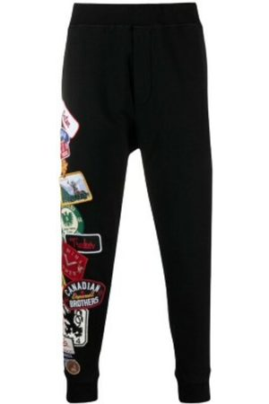 Dsquared2 Multi Patch Track Pants