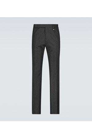 Fendi Classic-fit wool pants