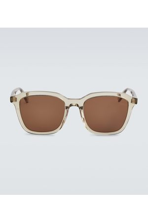 Saint Laurent Herre Solbriller - Square-frame acetate sunglasses