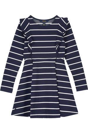 Ralph Lauren Jente Playsuits - Striped stretch-jersey dress