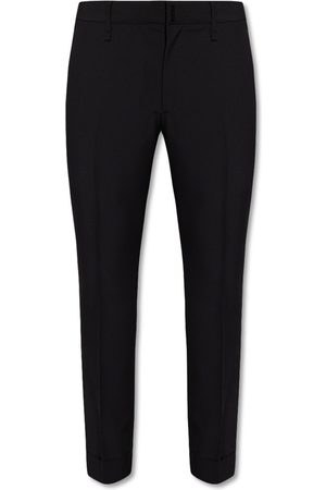 Givenchy Herre Chinos - Pleat-front trousers