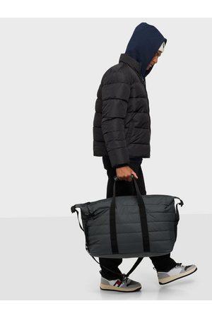 Rains Herre Weekendvesker - Weekend Bag Quilted Vesker Slate
