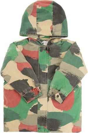 Stella McCartney Denim jacket with lining
