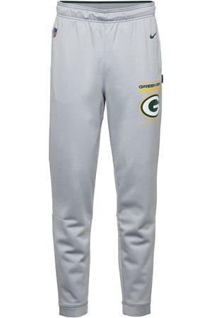 Nike Green Bay Packers Nike Therma Pant Joggebukser Pysjbukser Grå