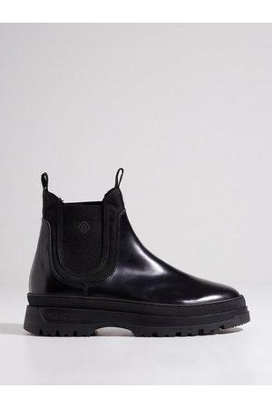 GANT Herre Chelsea boots - St Grip Chelsea Boot Chelsea boots Black