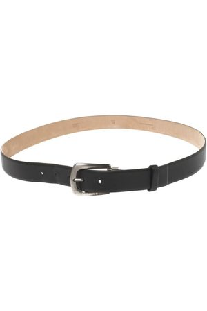 CHANEL Pre-owned Leather Buckle Belt