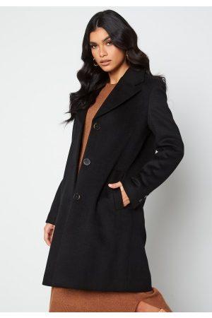 SELECTED New Sasja Wool Coat Black 34