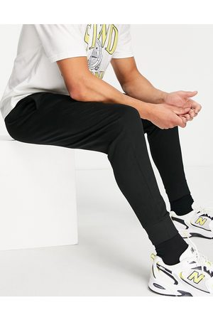 French Connection Jersey jogger in black