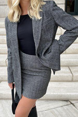 NA-KD Skjørt i tweed