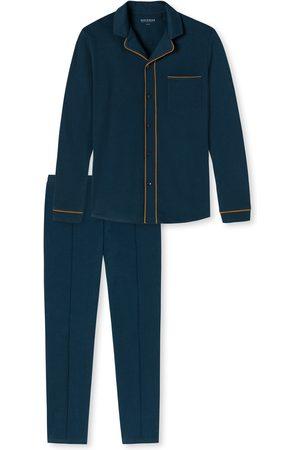 Schiesser Pyjamas lang 'Fashion Nightwear