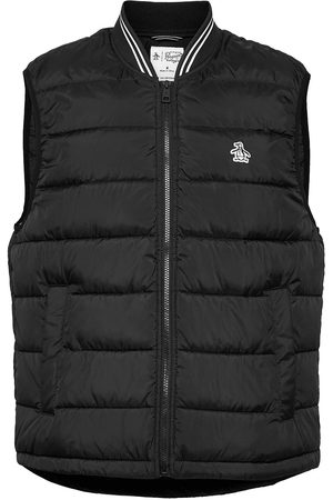 Original Penguin Puffer Style Gilet Vest