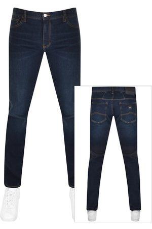 Armani Herre Straight - J16 Straight Fit Jeans