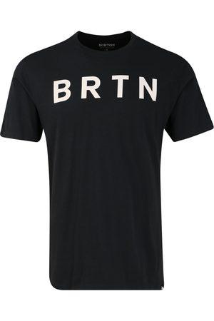 Burton Herre Kortermede - Funksjonsskjorte 'Men's BRTN Organic Short Sleeve T Shirt