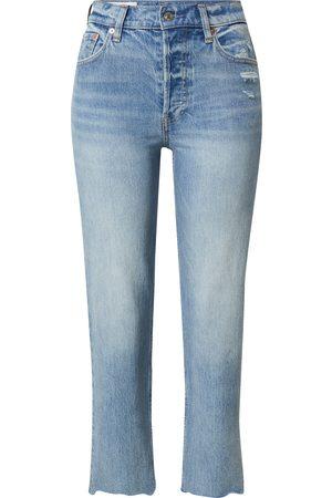 GAP Dame Straight - Jeans 'DEVIN