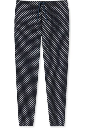 Schiesser Herre Undertøy - Pyjamasbukse 'Selected