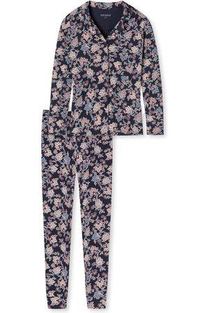 Schiesser Pyjamas 'Feminine Floral
