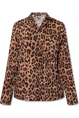 Dsquared2 Dame Pyjamaser - Pyjama top with animal motif