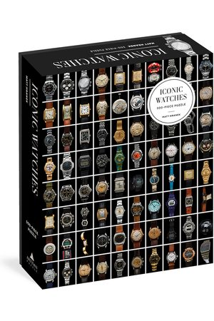New Mags Iconic Watches 500 Pieces Puzzle