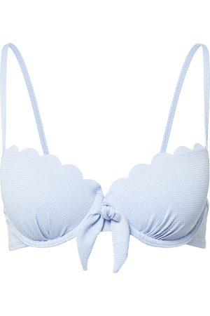 Hunkemöller Dame Bikinier - Bikinitopp 'Scallop