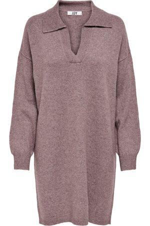 JDY Dame Strikkede kjoler - Strikkekjole 'Rue Vega