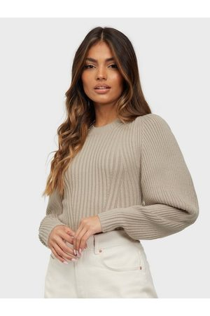 Gina Tricot Camille knitted sweater Cashmere