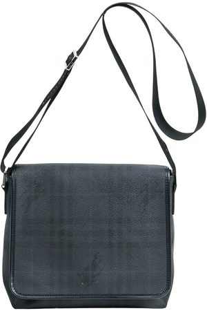 Burberry Pre-Owned Small Flap Messenger