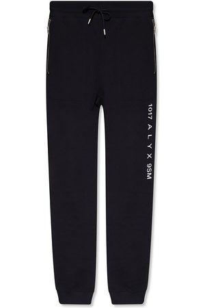 1017 ALYX 9SM Sweatpants with logo