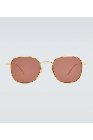 Bottega Veneta Herre Solbriller - Metal sunglasses
