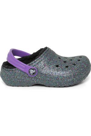 Crocs Dame Tresko - Glitter Lined Bn Rl Clogs