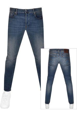 G-Star Herre Smale bukser - Raw 3301 Slim Fit Jeans