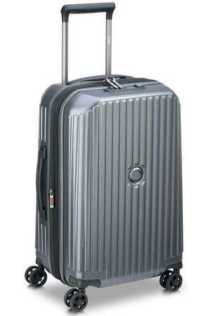 Delsey Kofferter - Securitime Zip Hard Utvidbar Kabin Koffert Med 4 Hjul 55 cm