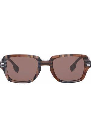 Burberry Oversized-frame sunglasses