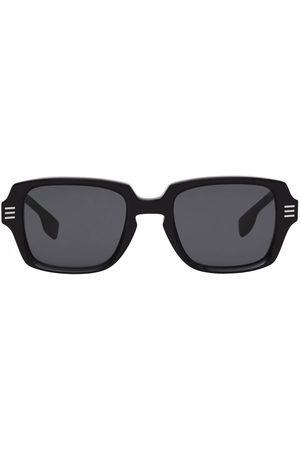 Burberry Herre Solbriller - Rectangle-frame sunglasses