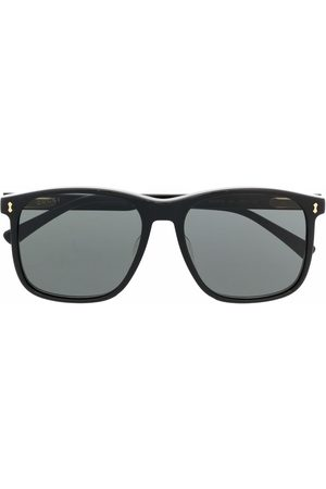 Gucci Eyewear Herre Solbriller - Oversized frame sunglasses
