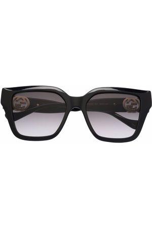 Gucci Solbriller - GG arm sunglasses