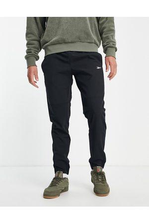 Reebok Thermowarm joggers in black