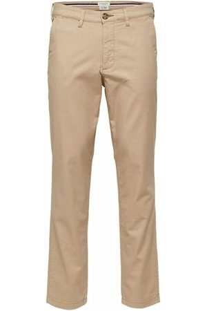 SELECTED Herre Chinos - Linen Pants