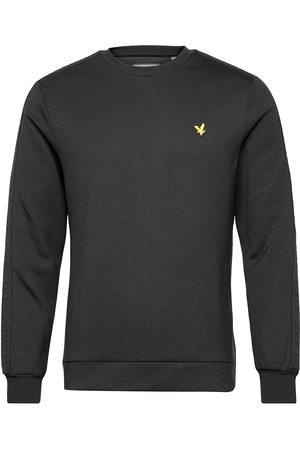 Lyle & Scott Sleeve Tape Crew T-shirts Long-sleeved