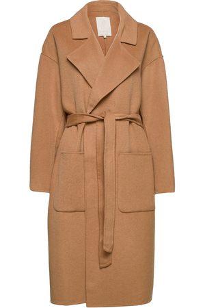 Minus Dame Kåper - Chantal Coat Outerwear Coats Winter Coats