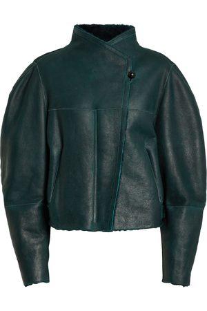 Isabel Marant Acacina shearling jacket