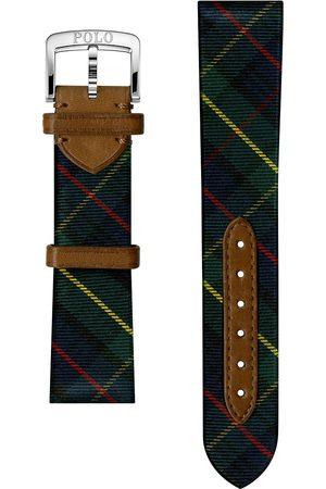 Polo Ralph Lauren Sporting Silk Strap Tartan