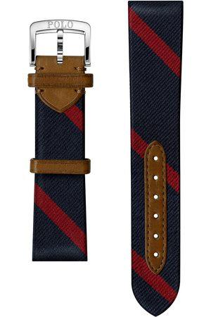 Polo Ralph Lauren Sporting Silk Strap Navy/Red