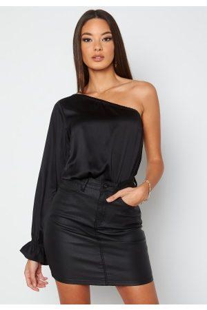 BUBBLEROOM Dame Body - Milea one shoulder body Black 40