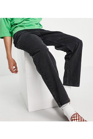 New Look Baggy 90s fit jeans in black