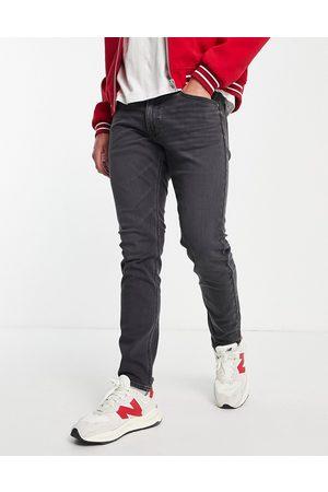 Lee Luke slim tapered fit jeans-Grey