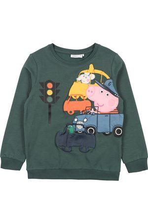 NAME IT Gutt Sweatshirts - Sweatshirt 'NMMPEPPAPIG