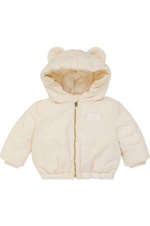 Burberry Baby nylon down jacket