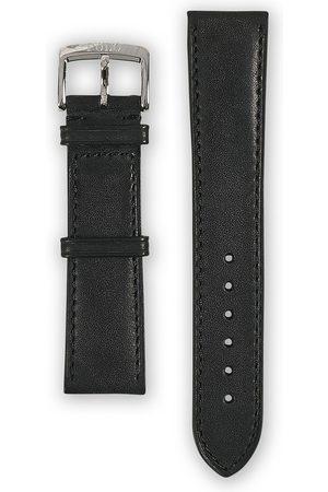 Polo Ralph Lauren Herre Klokker - Sporting Leather Strap Black