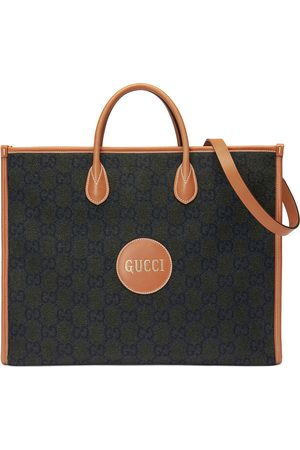 Gucci Herre Tote bags - Tote bag with Script logo