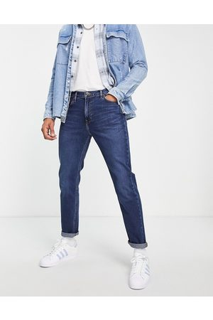 Lee Austin regular tapered fit jeans-Blue
